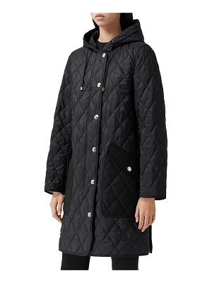 Burberry Roxby Quilted Thermoregulated Coat
