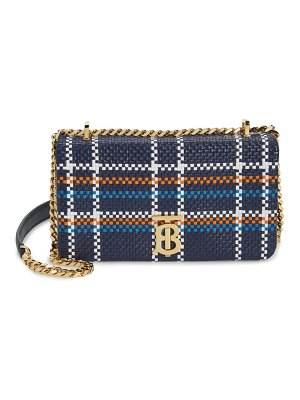 Burberry small lola leather shoulder bag