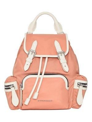 Burberry small rucksack nylon backpack