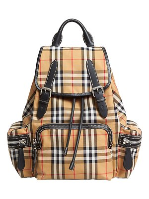 Burberry Small Rucksack Vintage Check Sailing Backpack