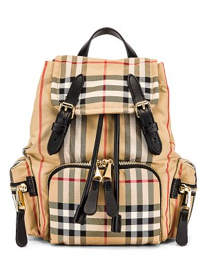 Burberry small stripe backpack