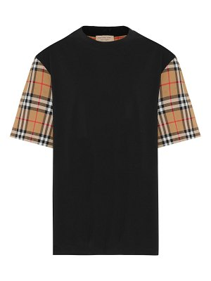 Burberry Vintage Check cotton T-shirt