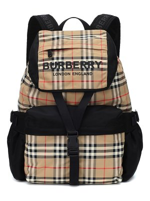Burberry vintage check ll wilfin backpack