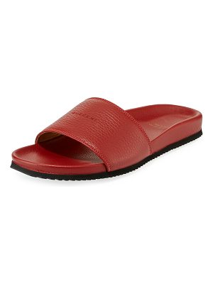 Buscemi Women's Slide Pool Sandal