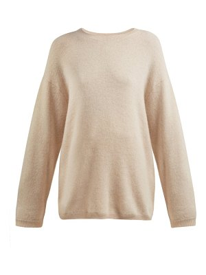 BY. BONNIE YOUNG oversized cashmere blend sweater