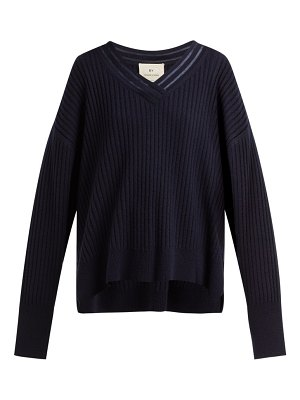 BY. BONNIE YOUNG v neck cashmere sweater