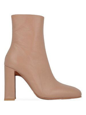 BY FAR elliot leather ankle boots
