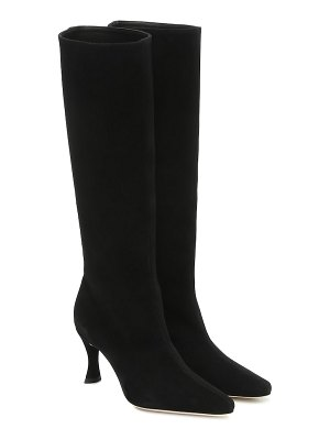 BY FAR stevie 42 suede knee-high boots