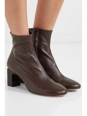 BY FAR vasi leather ankle boots