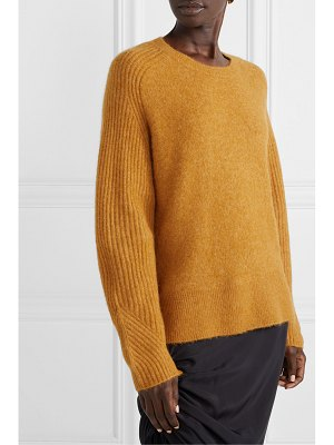 By Malene Birger ana rib-trimmed knitted sweater