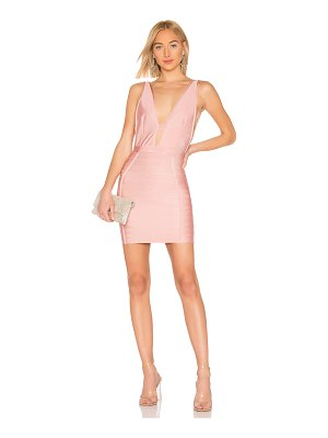 by the way. alana bandage mini dress