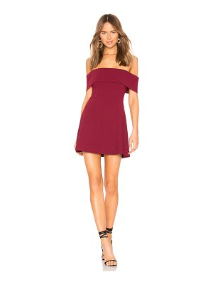 by the way. aubrey off shoulder dress