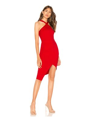 by the way. blair asymmetric bodycon dress