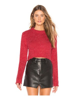 by the way. cardi cropped sweater