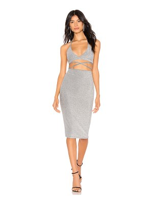 by the way. Eliza Shimmer Wrap Set