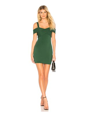 by the way. Evie Cold Shoulder Mini Dress