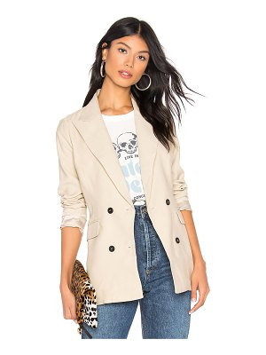 by the way. Hally Double Breasted Blazer
