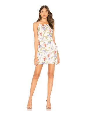 by the way. Kallie Floral Print Dress