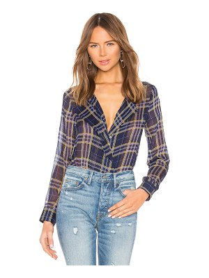 by the way. kinsley button up blouse
