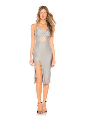 by the way. shannon twist front dress