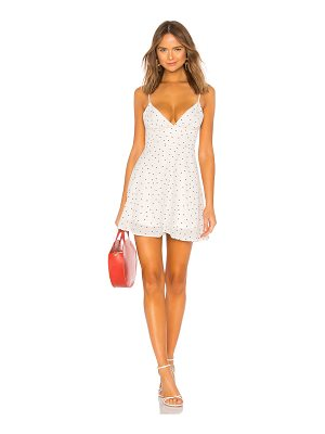by the way. Sienna Polka Dot Fit and Flare