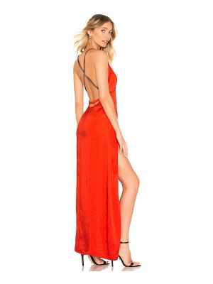 by the way. Summer Cross Back Maxi Dress