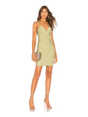 by the way. sydney bandage mini dress