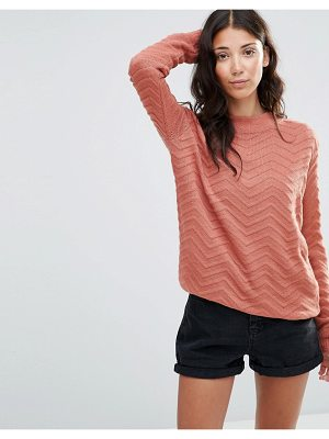b.Young Manilla Sweater In Blush