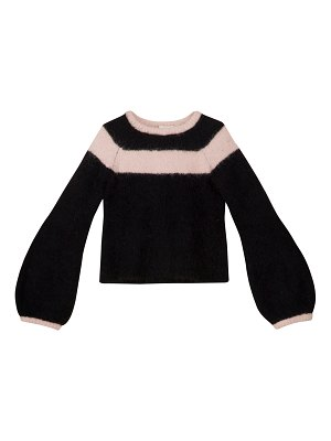 byTiMo hairy knit jumper