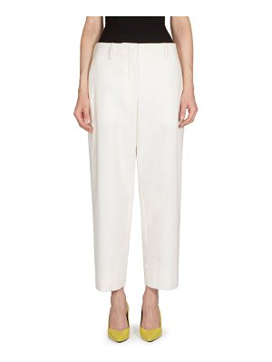 C dric Charlier Cropped Corduroy Pants