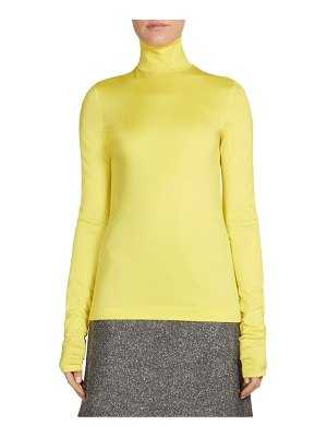 C dric Charlier Stretch Turtleneck Pullover