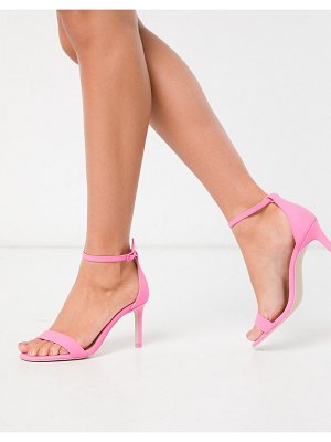 Call it Spring by aldo ella ankle strap sandals in bright pink