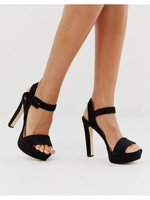 Call it Spring by aldo wanna platform sandals in black
