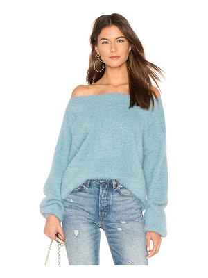 Callahan Finn Off The Shoulder Sweater