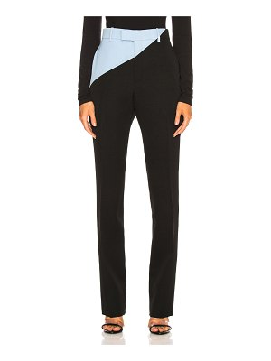 CALVIN KLEIN 205W39NYC Asymmetric Trousers