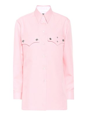 CALVIN KLEIN 205W39NYC button-down shirt