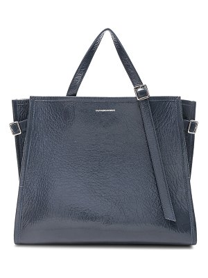 CALVIN KLEIN 205W39NYC East West Side Strap Tote