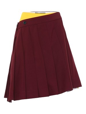 CALVIN KLEIN 205W39NYC pleated skirt