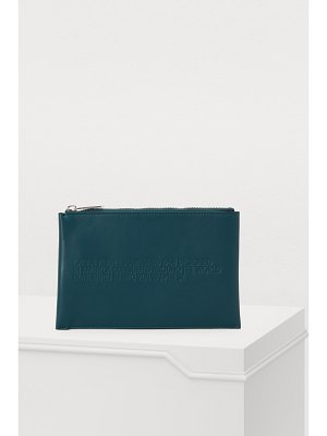 CALVIN KLEIN 205W39NYC Small clutch