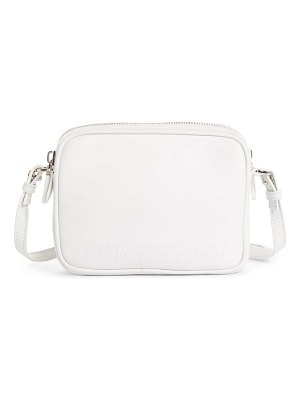CALVIN KLEIN 205W39NYC small leather camera bag
