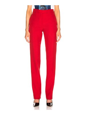 CALVIN KLEIN 205W39NYC tailored pant