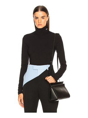 CALVIN KLEIN 205W39NYC Turtleneck Bodysuit
