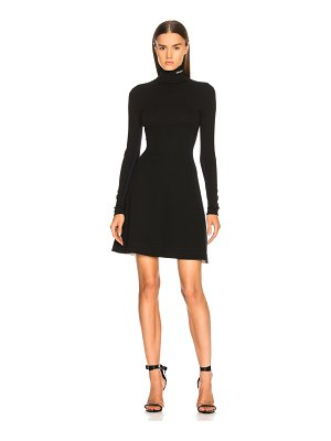 CALVIN KLEIN 205W39NYC Turtleneck Sweater Dress