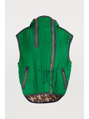 CALVIN KLEIN 205W39NYC Water-repellent sleeveless jacket