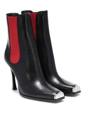 CALVIN KLEIN 205W39NYC wilamiona leather ankle boots
