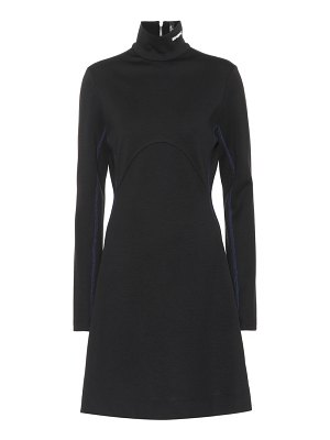 CALVIN KLEIN 205W39NYC Wool turtleneck dress