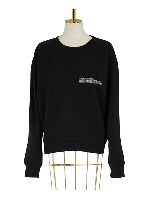 Calvin Klein Cotton crew neck sweater
