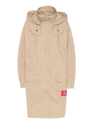 Calvin Klein Jeans Hooded parka