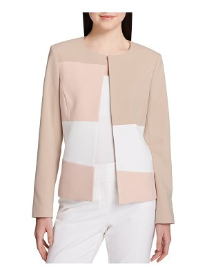 Calvin Klein Jewelneck Jacket