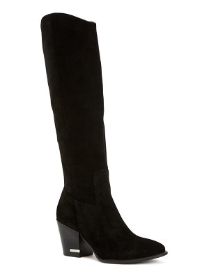 Calvin Klein massie knee high boot